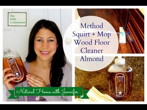 Method Wood Floor Cleaner in Almond (AMAZING) | Natural Home with Jennifer
