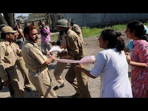 JNU row  Now Kanhaiya Kumar says Indian Army rapes women in Kashmir : NewspointTV