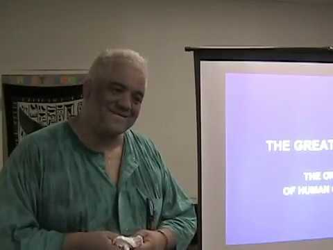 Dr. Charles Finch III: The Great Mother - The Origin of Human Culture