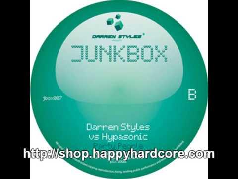 Darren Styles vs Hypasonic - Baby I'll let you know - clubland uk hardcore - JUNKBOX007