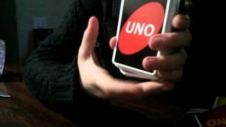 Обзор настольной игры UNO