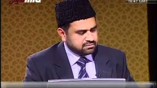 Where did Hadhrat Mirza Ghulam Ahmad of Qadian receive his revelations persented by khalid Qadiani
