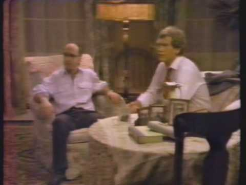 David Letterman in With My Own Eyes (1985)