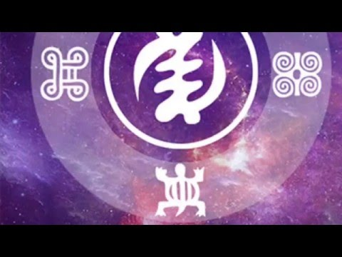 Adinkra Symbols - Medical Doctor Reveals Their Hidden Meaning  - AfricaPod Ep 7