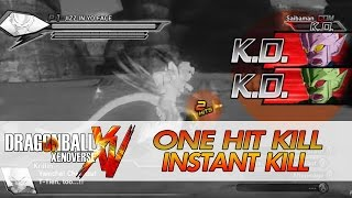 Dragonball Xenoverse - One Hit Kill / Instant Kill [Cheat/Hack]