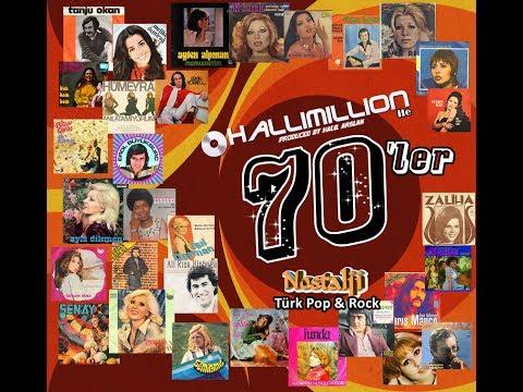 🎧 70'ler - Türkçe Pop & Rock (40 Şarkı )