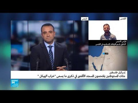 لماذا يعتبر الفلسطينيون اقتحام مستوطنين إسرائيليين للمسجد الأقصى أمرا خطيرا؟  - نشر قبل 32 دقيقة