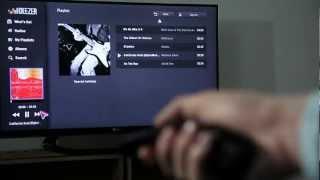 Deezer App for LG Smart TV