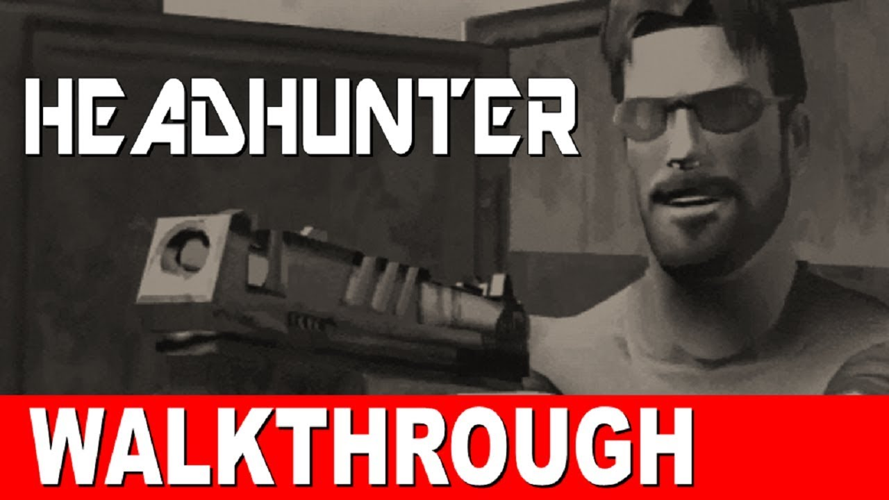 Headhunter (Dreamcast) - Walkthrough Part 1/5 (VGA) - YouTube