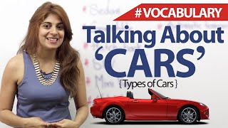 Talking about Cars - English Vocabulary Lesson thumbnail