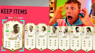 W2S OPENS 100 x PRIME ICON PACKS!! - FIFA 20