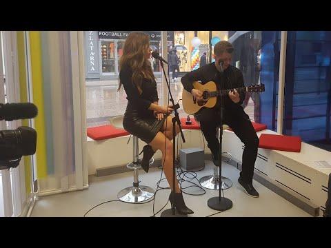 Lidija Bačić  Lille- Vino rumeno LIVE ACOUSTIC (HRT ŠPICA, KORZO)