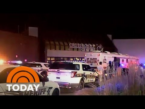 ISIS Claims Responsibility In Minnesota Mall Stabbing Attack | TODAY