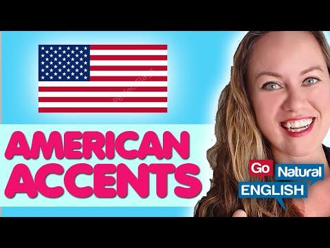 Regional American Accents