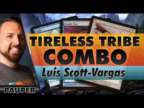 Tireless Tribe Combo - Pauper | Channel LSV
