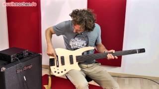Ns Design Radius Cr-5 Fretless E-bass Im Test Auf Musikmachen.de