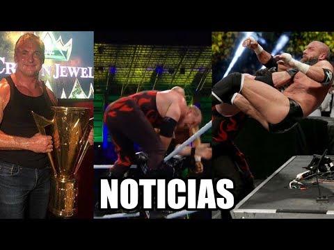 """WWE Noticias: """"Shane es un chiste"""", Kane pierde su máscara, Triple H se ha lesionado"""