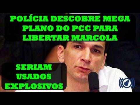 EXPLOSÕES E MORTES: O MEGA PLANO DE FUGA DO MARCOLA, LÍDER DO PCC, DESCOBERTO PELA POLÍCIA
