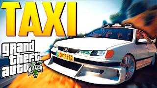 GTA 5 ����: TAXI - ��������� ������!