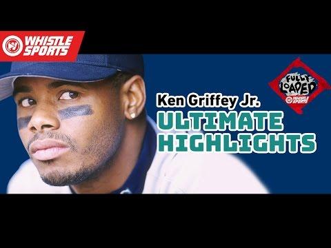 Ken Griffey Jr. HIGHLIGHTS | MLB Hall Of Fame 2016