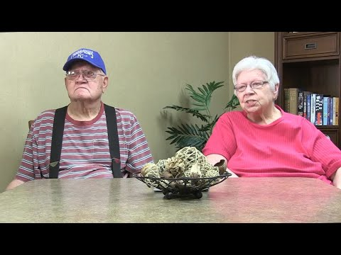 Real Experiences - ManorCare Topeka - Evelyn and George Warren