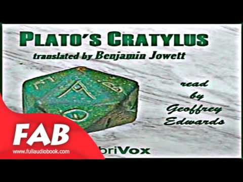 Cratylus Full Audiobook by PLATO (ΠΛΆΤΩΝ) by Writing & Linguistics, Ancient