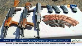 الجيش الوطني يحبط محاولة إدخال كمية معتبرة من الأسلحة عبر الحدود  ـ أدرار ـ
