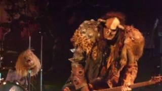 Lordi Bass Solo Bite It Like A Bulldog Live In Toronto
