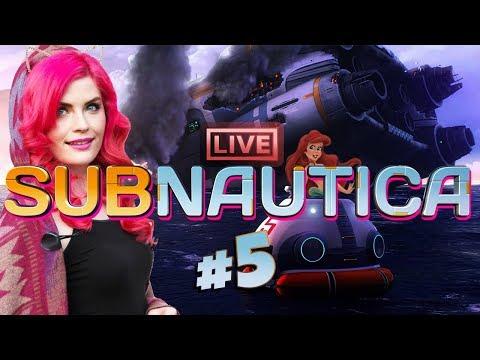 Subnautica: It's me VS the ocean nope nope nope