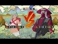 Naruto Shippuden Ultimate Ninja Storm 3, Fuu VS Han
