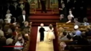 flower girl and ring bearer get married 20 years later