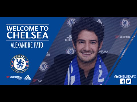 Alexandre Pato ▶ Welcome To Chelsea | Ultimate Skills & Goals | HD