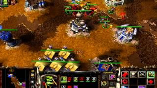Прохождение Warcraft 3: Reign of Chaos - Боевые топоры #22