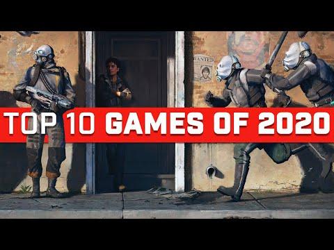 Dan's Top 10 Games of 2020