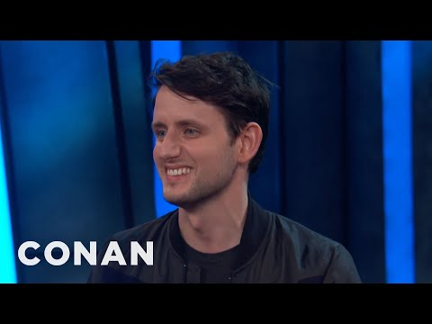 Zach Woods Wants To Be The Voice Of An American Girl Doll   CONAN on TBS