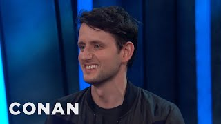 Zach Woods Wants To Be The Voice Of An American Girl Doll  - CONAN on TBS