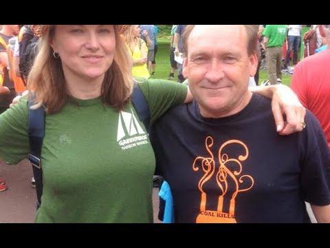 Skipper & Eco-Warrior Kevin Hester on Gary Null Dec 5
