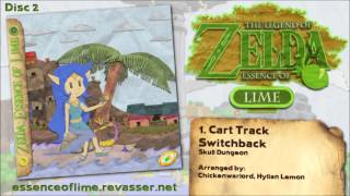 Essence of Lime 2-01: Cart Track Switchback (Skull Dungeon) [Chickenwarlord, Hylian Lemon]