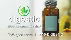 digestic™ - A Revolutionary 100% Natural Solution
