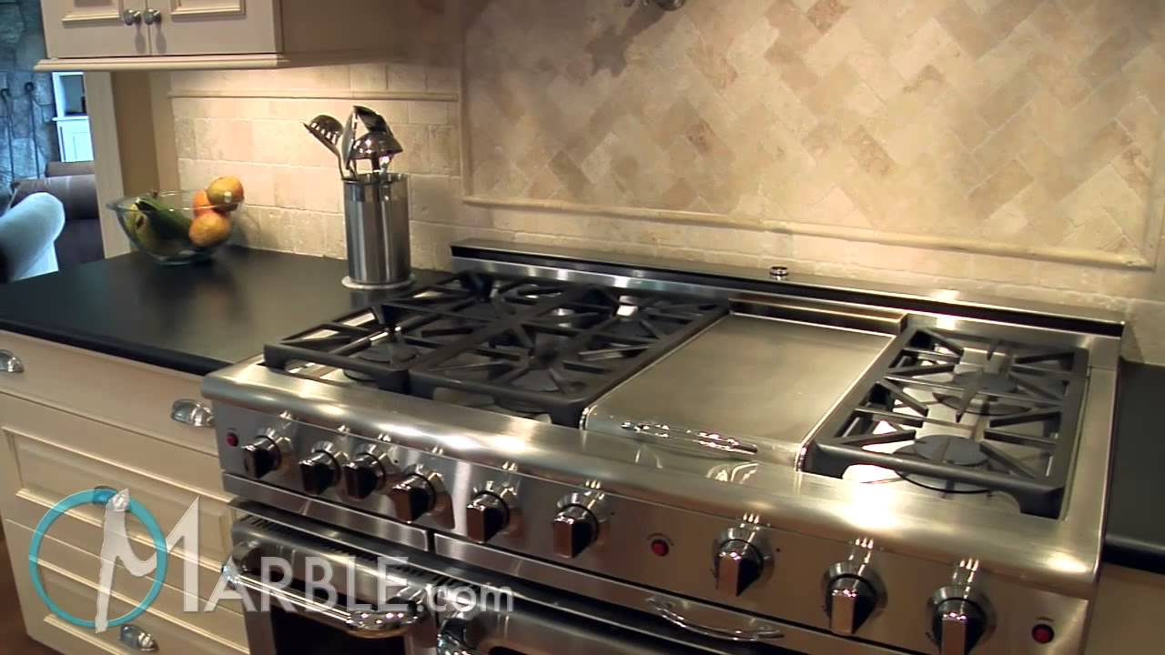 white black mosaic granite and absolute black leathered granite kitchen countertops by marblecom youtube