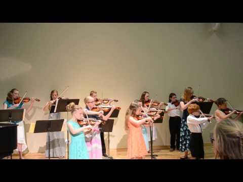 Traditional: English Folk Song
