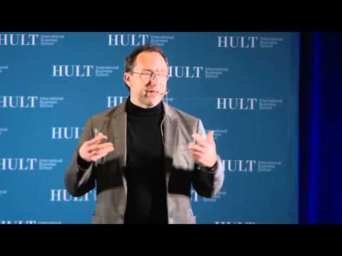 Jimmy Wales, Founder of Wikipedia - Hult
