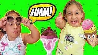 Tipos de Crianças na Sorveteria - MC Divertida