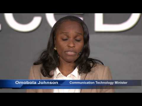 Changing mindsets -- KPIs are not enough | Omobola Johnson | TEDxPlaceDesNations