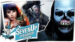 Top 7 Spiele mit COOLER Grafik - SEVEN UP