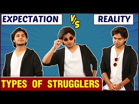 Types Of Strugglers Ft Abhinay Berde & Kashmira Pardeshi  Rampaat  Zee Studios