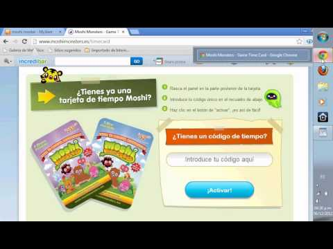 OBTENER MEMBRESIA GRATIS EN MOSHI MONSTER Travel Video