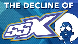 SSX - The Rise and Fall of a Snowboarding Icon ~ Design Doc
