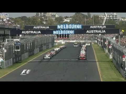 F1 Australia 2008 start