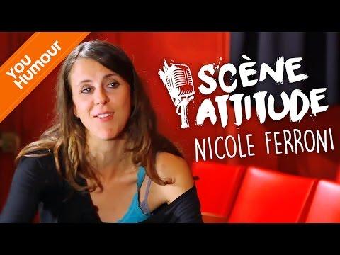 NICOLE FERRONI - Pour passer à la télé, j'ai dû batailler